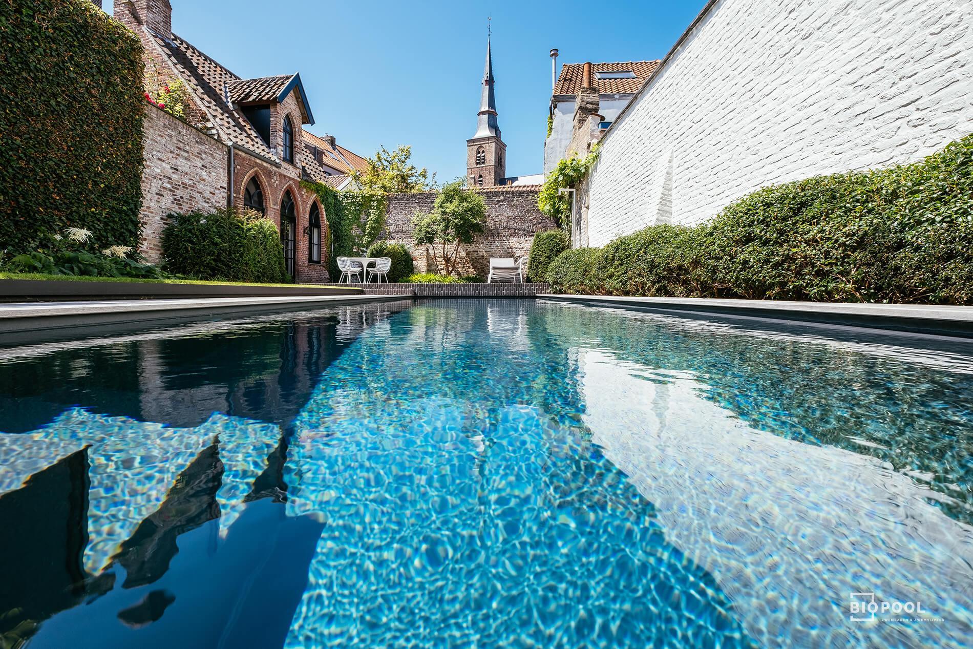 Afbeelding project PPC hoogwaterlijn zwembad minden in stad Brugge