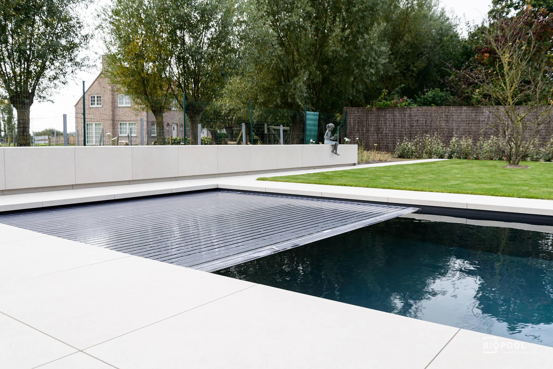 Afbeelding project PPC Biopool hoogwaterlijnzwembad in De Haan