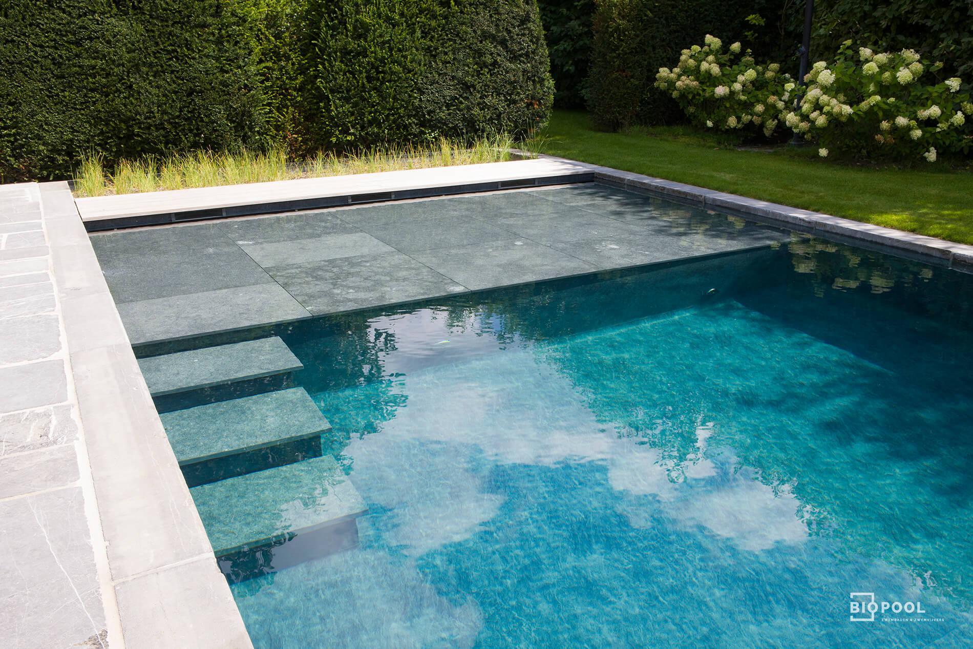 Afbeelding project Bouwkundig | Ombouwing van zwemvijver naar een Biopool zwembad