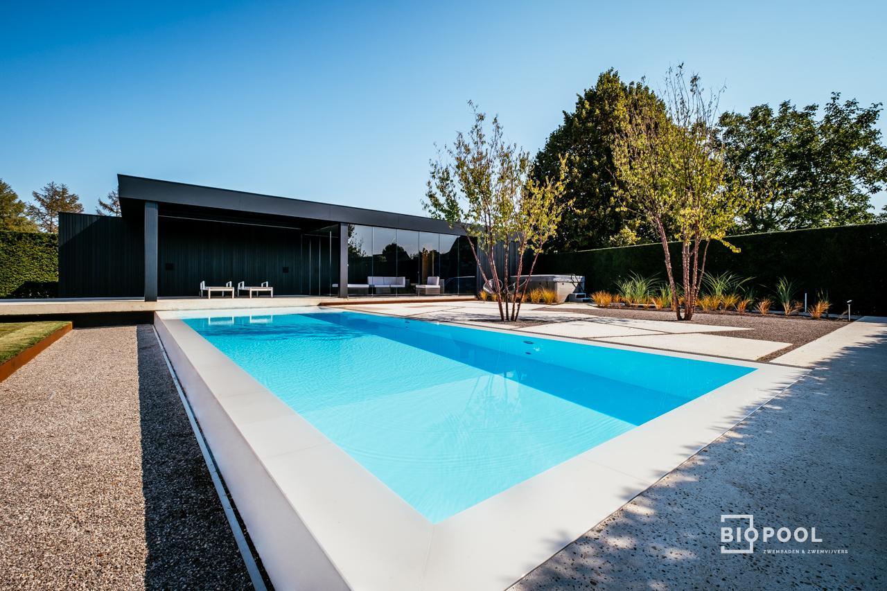 Afbeelding project PPC | WIT overloop zwembad