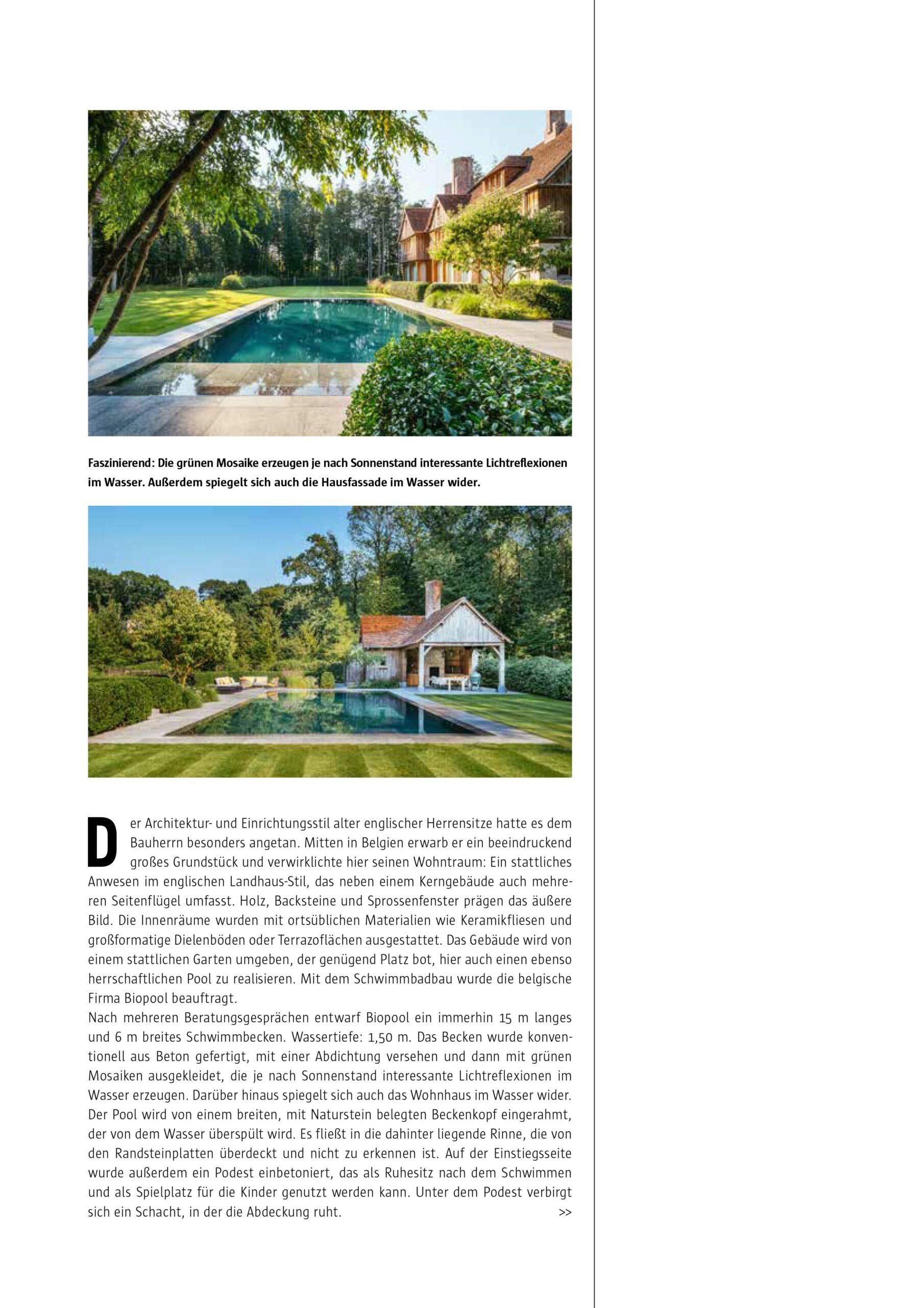 Afbeelding nieuwsitem Reportage Spa & Home – Very British
